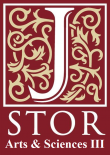 JSTOR Arts & Sciences III Archive Collection (Social Sciences)