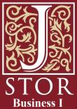 JSTOR Business I